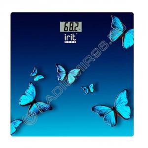 Весы напольные электронные IRIT IR-7264