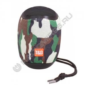 Портативная Bluetooth колонка TG529 КАМУФЛЯЖ