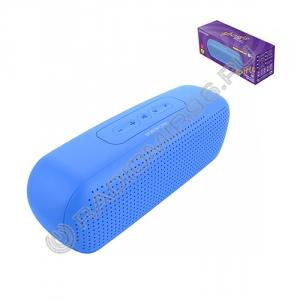Портативная Bluetooth колонка BOROFONE BR11 Sapient СИНИЙ