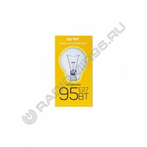 Лампа накаливания СТАРТ 95Вт Е27