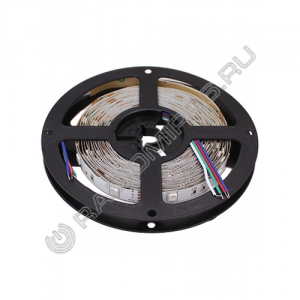 LED лента 5050 7,2W RGB IP33 30 диодов 5м