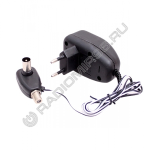 Блок питания антенный 5V 100mA шт. F