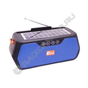 Портативная Bluetooth колонка FEPE FP-81-S СИНИЙ