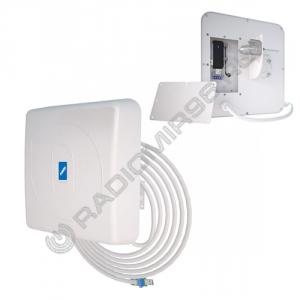 Усилитель интернет-сигнала РЭМО BAS-2343 FLAT-XM MIMO CRC9