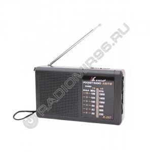 Радиоприемник KNSTAR K-257 ЧЁРНЫЙ