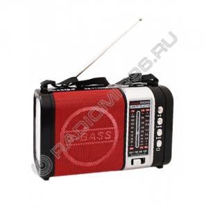 Радиоприемник WAXIBA XB-771 КРАСНЫЙ