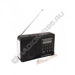 Радиоприемник HAONING HN-182BTL ЧЁРНЫЙ