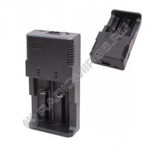 Зарядное устройство LP-8829 гн.USB-гн.microUSB для акк. 18650, 14500, 16340