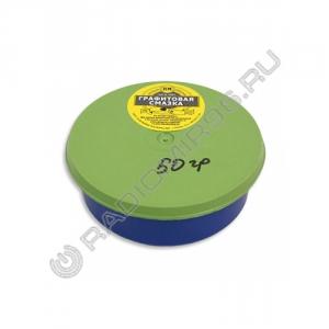 Смазка графитовая 50 гр пластиковая баночка