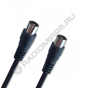 Удлинитель антенный ТВ шт. - ТВ гн. 3м SP3072